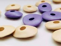 Picture for category Ceramic Cornflake Disk Beads