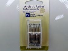 Picture of Artistic Wire, copper craft wire, 0.64 mm, tinned copper
