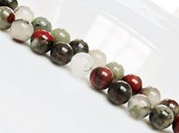 Picture for category Blackstone, Bloodstone and Unakite Beads